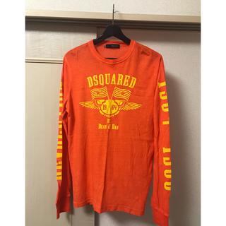 DSQUARED2 - ディースクエアード ロングTシャツ