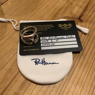 ロンハーマン(Ron Herman)のホーセンブース リング ファントム シルバーアクセサリー(リング(指輪))
