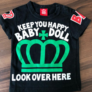 BABYDOLL - 子供服 ベビードール Tシャツ 90