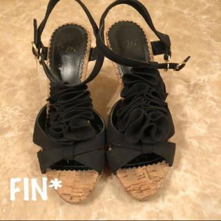 フィン(Fin)のFIN♡サンダル(サンダル)