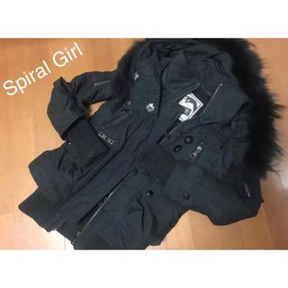 スパイラルガール(SPIRAL GIRL)のモッズコート(モッズコート)