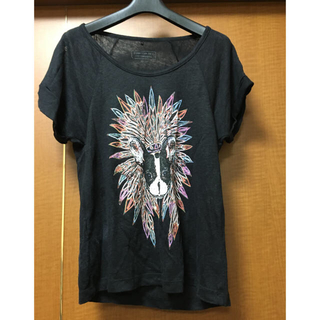 コントワーデコトニエ(Comptoir des cotonniers)のコントワー・デ・コトニエ  Tシャツ(Tシャツ(半袖/袖なし))