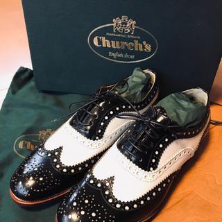 チャーチ(Church's)の新品 未使用  Church's BURWOOD(ローファー/革靴)