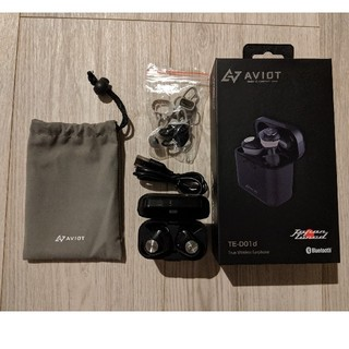 AVIOT TE-D01d(ヘッドフォン/イヤフォン)