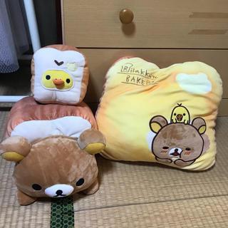 サンエックス - ♥大人気!!パンシリーズ ぬいぐるみ&クッションセット♥
