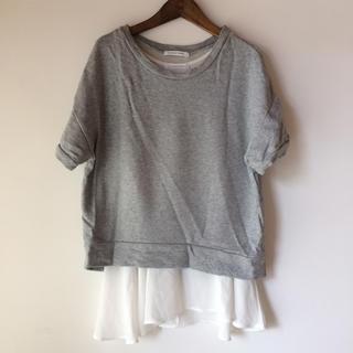 ローリーズファーム(LOWRYS FARM)のローリーズファーム 2枚セット(Tシャツ(半袖/袖なし))