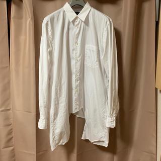 COMME des GARCONS HOMME PLUS - コムデギャルソンオムプリュス 16ss カットオフシャツ