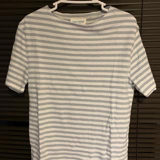 ドアーズ(DOORS / URBAN RESEARCH)のアーバンリサーチ FORK&SPOON  ボーダーTシャツ(Tシャツ/カットソー(七分/長袖))