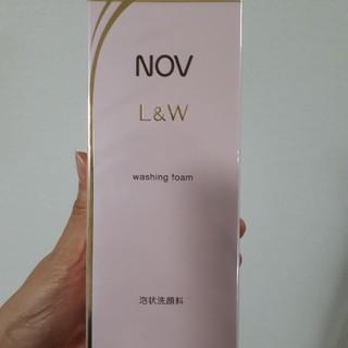 NOV - ★新品未使用★敏感肌*ノブ* L&W ウォッシングフォーム(200ml)