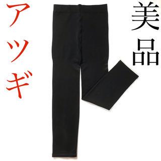 アツギ(Atsugi)の【未使用 定価1,728円】レギンス ATSUGI 7分丈 日本製 S 〜 M(レギンス/スパッツ)