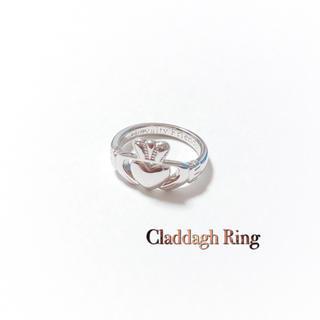 クラダリング シルバー925 lovelty&friends アイルランド(リング(指輪))