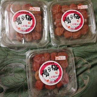 梅干し 900グラム 本場和歌山産です😁(漬物)