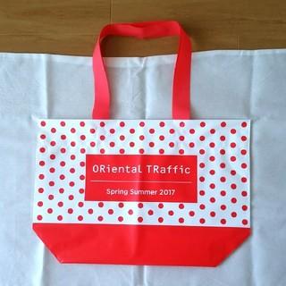オリエンタルトラフィック(ORiental TRaffic)のORiental TRaffic ショップ袋(ショップ袋)