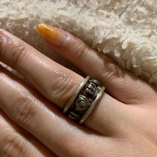 ジャスティンデイビス(Justin Davis)の王冠❤️薔薇❤️いぶし❤️リング❤️(リング(指輪))