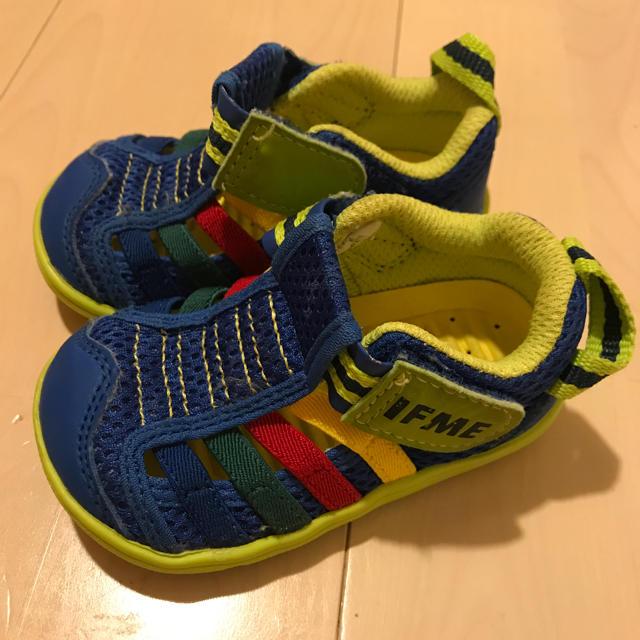 イフミー ウォーターシューズ  12.5cm キッズ/ベビー/マタニティのベビー靴/シューズ(~14cm)(サンダル)の商品写真