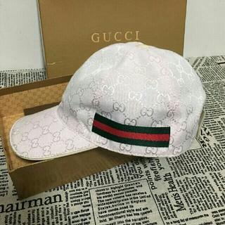 グッチ(Gucci)のGUCCI グッチ キャップ(キャップ)