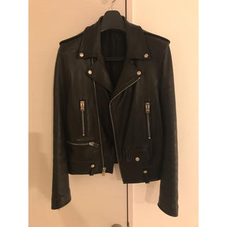 STUD HOMME - dude9 saint laurent L01型 ライダースジャケット