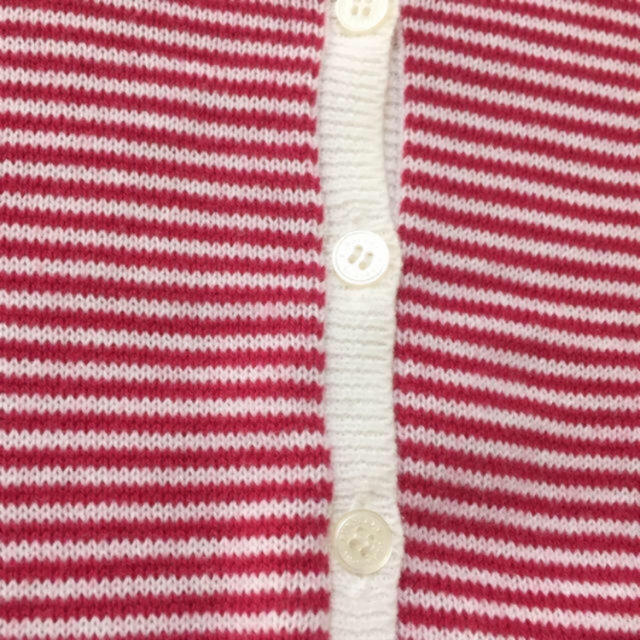 BURBERRY(バーバリー)の半額SALE♡4000円☞2000円!美品♡BURBERRYカーディガン キッズ/ベビー/マタニティのキッズ服 女の子用(90cm~)(カーディガン)の商品写真