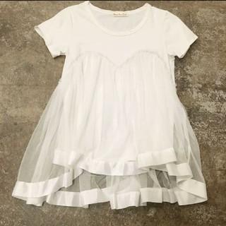 スリーフォータイム(ThreeFourTime)のほぼ新品 スリーフォータイム Tシャツ(Tシャツ(半袖/袖なし))