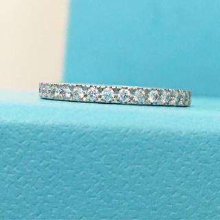 ティファニー(Tiffany & Co.)の美品☆ ノヴォ フルサークル リング ティファニー(リング(指輪))