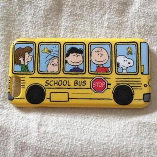 スヌーピー(SNOOPY)のスヌーピー SNOOPY バス iPhone6s ケース iPhoneケース(iPhoneケース)