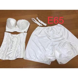 E65 ブライダルインナー3点セット( hugge bridal )