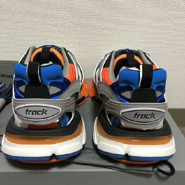 Balenciaga(バレンシアガ)のBALENCIAGA Track Trainer バレンシアガ 40 メンズの靴/シューズ(スニーカー)の商品写真