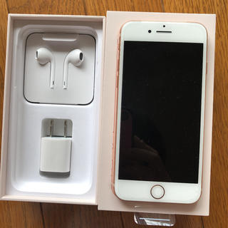 iPhone - iphone8 64GB GOLD 超美品 SIMフリー