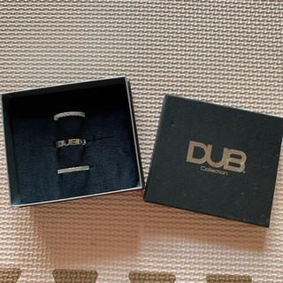 DUB Collection - DUB ❤︎ 3連リング