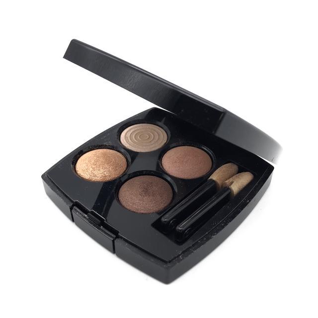 CHANEL(シャネル)の CHANEL シャネル アイシャドー 79 パレット ブラウン系 4色 人気 コスメ/美容のベースメイク/化粧品(アイシャドウ)の商品写真