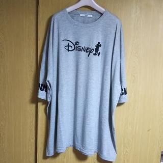 Disney - DISNEYビッグTシャツ