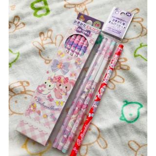 サンリオ(サンリオ)のかきかた鉛筆 まとめ売り サンリオ ぼんぼんりぼん 2B(鉛筆)