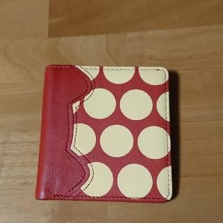 ツモリチサト(TSUMORI CHISATO)の折り財布(折り財布)