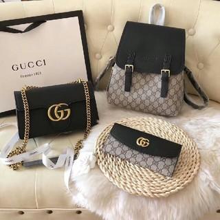 Gucci リュック ショルダーバッグ  長財布