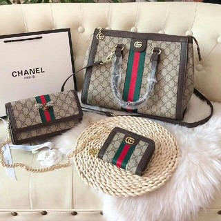 Gucci - Gucci ショルダーバッグ 、トートバッグ、長財布