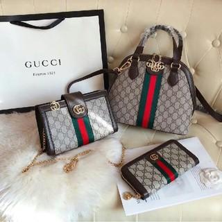 Gucci - Gucci トートバッグ  ショルダーバッグ  長財布