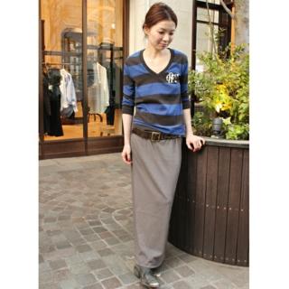 ドゥーズィエムクラス(DEUXIEME CLASSE)のTEXMIN ダメージロングスカート(ロングスカート)