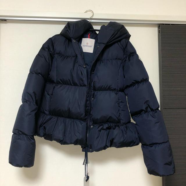 MONCLER(モンクレール)のモンクレールキッズ 12A  2019ss    cayolle  新品未使用 レディースのジャケット/アウター(ダウンジャケット)の商品写真