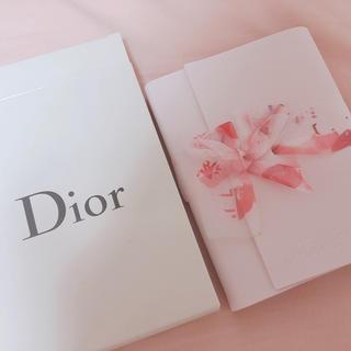 ディオール(Dior)のDior 手帳(その他)