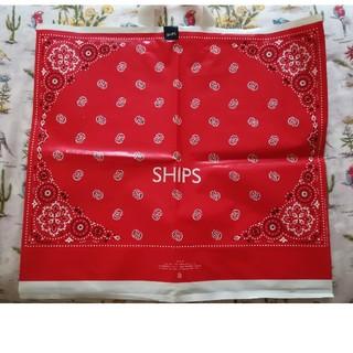 シップス(SHIPS)のシップス ショップ袋&巾着(ショップ袋)