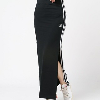 adidas ロングスカート(L)
