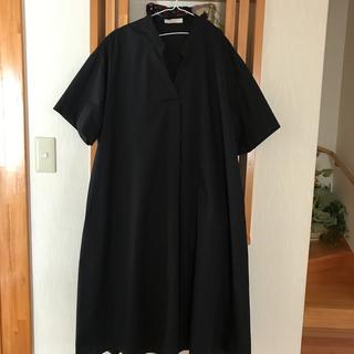 ショコラフィネローブ(chocol raffine robe)のchocol raffine robeノーカラーワンピース(ロングワンピース/マキシワンピース)