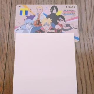 【未使用 即配送 送料無料】BORUTO×Tカード(カード)