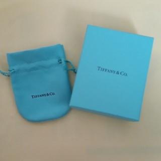 ティファニー(Tiffany & Co.)のティファニーTIFFANYアクセサリーケース(ショップ袋)