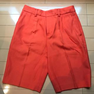 23区 - 23区 ハーフパンツ サイズ30  エルメスオレンジ色