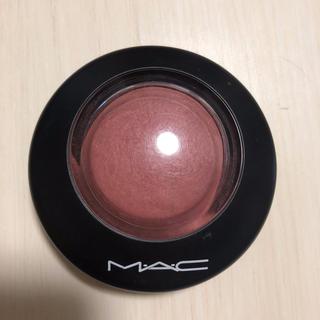 MAC - MAC ミネラライズブラッシュ グリーフル