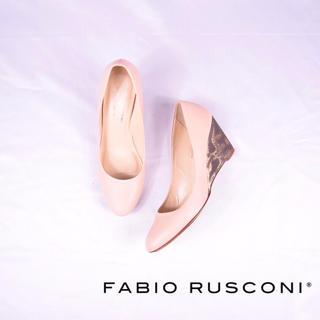 FABIO RUSCONI - FABIO RUSCONI PER WASHINGTON コラボ パンプス