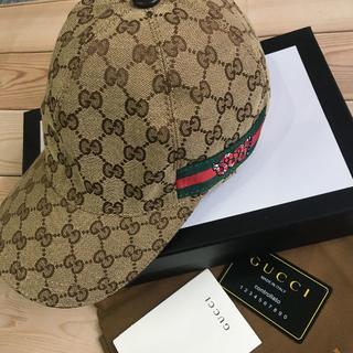 グッチ(Gucci)のGUCCI キャップ 帽子 グッチ(キャップ)