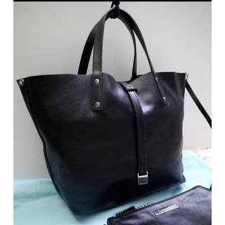 Tiffany & Co. - 【美品&最終価格】TIFFANY&Co. リバーシブル レザートートバッグ