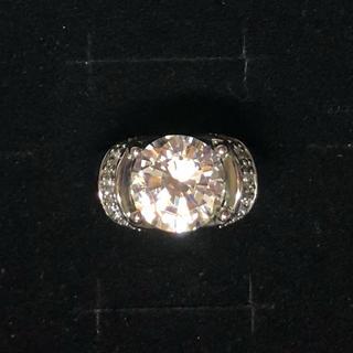 キュービックジルコニアシルバーリング(リング(指輪))